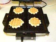 """""""Snack""""urday: Grandma's Waffle Cookies"""