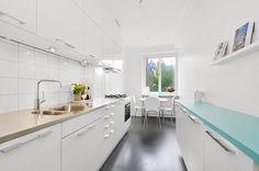salón de forma triangular diseño decoración salón decoración nórdica decoración interiorismo plantas difíciles decoración en blanco cocinas ...
