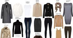 step one - french chic wardrobe | Emerald's fashion | Pinterest | French Chic, Wardrobes and French