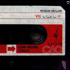 GOOD Music's soul, Teyana Taylor, drops her latest EP titled, The Cassette Tape 1994.