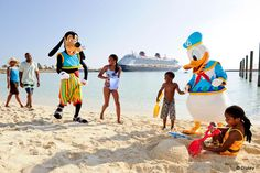 We've packaged up the ULTIMATE  +Disney #vacation! We think you & your #family will love it!  3 night stay at Walt Disney World + park tickets + 4 night Disney Cruise Line sailing