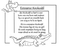 Kids Poems, Children Songs, Afrikaans Language, Alphabet Writing Practice, Action Songs, School Songs, Numbers For Kids, Kids Learning Activities, Spanish Lessons
