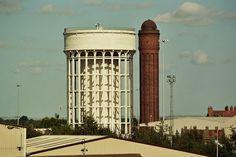 Wassertürme Goole von Typ27