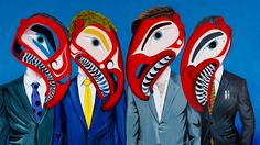 At first glance, Lawrence Paul Yuxweluptun's work reflects his Coast Salish and Okanagan heritage. Vibrant colours combine with cultural references in the forms of masks, animals and totems. But on deeper inspection it tells stories of colonialism, corporate greed and pollution — just to name a few.