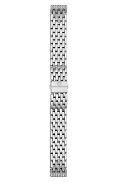 MICHELE 'Deco 16' 16mm Diamond Watch Bracelet available at #Nordstrom