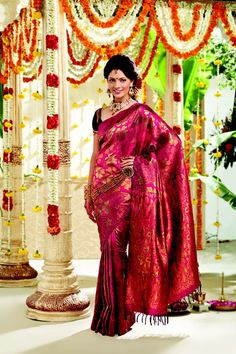 Kanjivaram silk saree collection from sri palam silks..                                  For more details please visit website