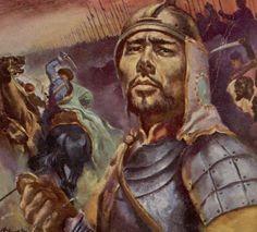 Genghis Khan's Mongol horsemen Mongolia, Genghis Khan, Marco Polo, Medieval Fantasy, Warriors, Artworks, Tattoo, History, Fitness