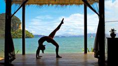 Yoga entdecken im The Paradise Koh Yao Boutique Beach Resort & Spa ****s auf Koh Yao Noi - Thailand #yoga #kohyaonoi #paradise