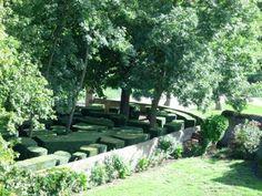 Parc et jardins du chateau d hauterive guide du tourisme du puy de dome auvergne