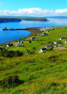 Uig, Isle Of Skye, Scottish Higlands, Scotland, UK