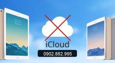 Giá Mở khóa unlock tài khoản icloud  iPad air pro mini 2 3 4  HCM