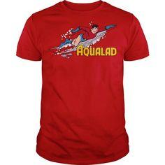 Awesome Tee DC Aqualad T-Shirts