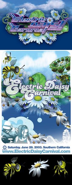 Electric Daisy Carnival: So-Cal June  28th, 2003