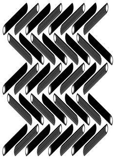 Geometry of Pasta | Caz Hildebrand