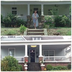 The Walking Dead Filming Locations in Atlanta Ga. From Season 1 Ep.1 Rick Grimes House.