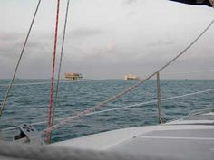 Image detail for -Channel through Stiltsville into Biscayne Bay