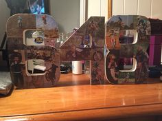Made this for my boyfriend with his dirt bike numbers, would be very interested in making for other people. #dirtbike #dirt #bike #letter #number #numberplate #letter #numbers #dirtscooter #love #sexy