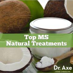 ms treatment coconut oil