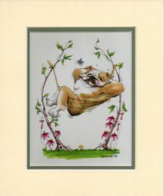 Mini-Print-Bulldog-by-Mike-McCartney