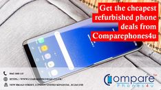 Get the cheapest refurbished phone deals from Galaxy Phone, Samsung Galaxy, Compare Phones, Phone Deals, The Unit, Angel, Places, Lugares, Angels