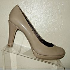 15f300ab8c Bandolino Nude/Beige Color High Heel Classic Pumps Women's Size 10 M  #fashion #