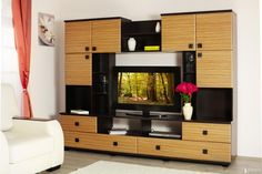 http://trainingjo.com/wp-content/uploads/2014/12/stunning-wooden-cabinet-storage-beside-tv-also-orange-curtain-window-and-white-sofa-and-white-furry-rug-on-wooden-floor-801x534.jpg