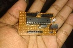 Picture of Make Your Own Arduino | ArduinoISP| Learn to Burn Boot Loader Into ATmega328P-PU (UPDATE)