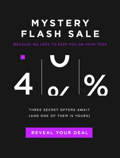 Learn how to run a flash sale, and check out examples of successful ecommerce flash sales to kickstart your own strategy. Minimal Web Design, Mailer Design, Ad Design, Black Friday, D Lab, Email Layout, Mystery, Email Marketing Design, Content Marketing