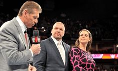 Vince McMahon, Triple H, and Stephanie McMahon facing lawsuit from WWE shareholders Vince Mcmahon, Shane Mcmahon, Raw Wrestling, Wrestling News, Stephanie Mcmahon, Triple H, Road Dogg, Lucha Libre