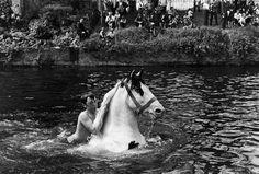 Josef Koudelka GREAT BRITAIN. England. Appleby. 1972. (via Magnum Photos - Media - Large or Details View)