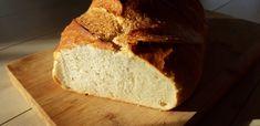 Fehér kenyér - kalcirecept.hu Naan, Cake Recipes, Bread, Food, Easy Cake Recipes, Brot, Essen, Baking, Meals