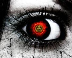 demon eyes - Buscar con Google