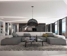 Design Leder Eckcouch Ecksofa Sofa Couchgarnitur Wohnlandschaft Polsterecke  Eckgarnitur | Ideen Wohnzimmer | Pinterest