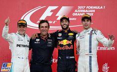 Formule 1 Grand Prix van Azerbeidzjan 2017, Formule 1