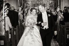 Wedding at The St. Regis, NYC - Photography by Christian Oth Studio