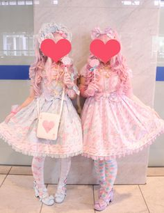 Sweet lolita or really creepy like the Shining