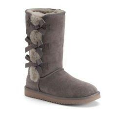 04daabdae4ec Koolaburra by UGG Victoria Tall Women s Winter Boots- 84.99 Tall Boots