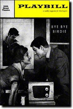 Bye Bye Birdie 1961 Tony Award winner for Best Musical