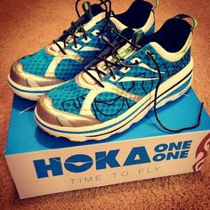 Hoka One One - Got a pair & am still evaluating them. Can't want for more miles to see.