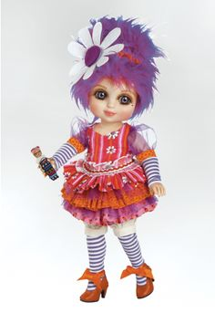 Searching for BJD dolls?  Checkout on Marie Osmond's Adora Belle dolls with 13 points of articulation so you can pose them in many ways.  Each has been handcrafted with the special attention to detail that is the hallmark of all Marie Osmond dolls.