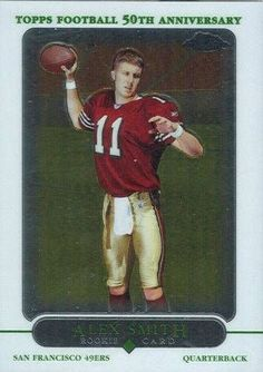 ALEX SMITH 2005 TOPPS CHROME ROOKIE CARD #194 ++++ MORE