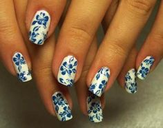 Art Colorful Nail Designs my-style