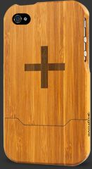 custom bamboo iphone cases.  step 1: get an iphone.  step 2: get this case!!
