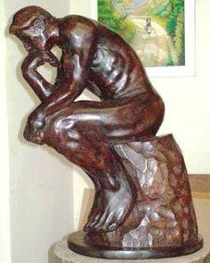 Arte & Prosa de Rubens Prata: O PENSADOR