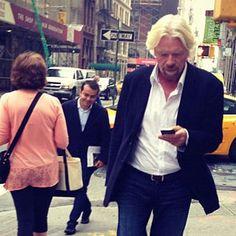 Don't listen to me on social media marketing, listen to Sir Richard Branson