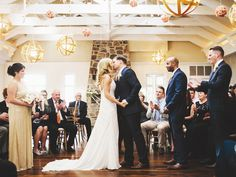Nondenominational Wedding Vows | Photo by: 217 Photography | TheKnot.com
