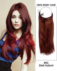 Tape extensions oder clip in