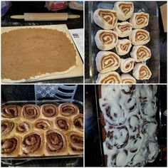 90-Minute Cinnamon Rolls - Delicious cinnamon rolls made with a soft, quick rising dough.