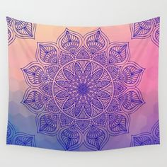 Buy Mild Mandala Wall Tapestry by Mantra Mandala. Worldwide shipping available at Society6.com. Just one of millions of high quality products available.