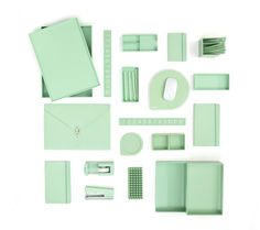 Say Hello To Mint Newcolors Workhy Office Green